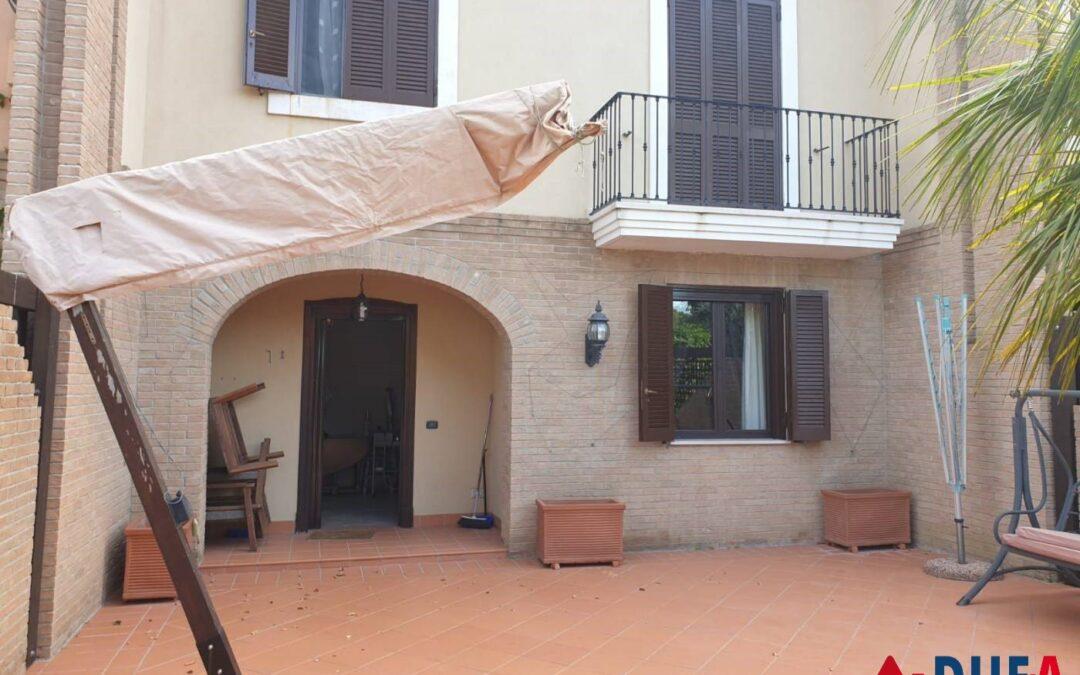 Villa a Schiera con giardino Quarto