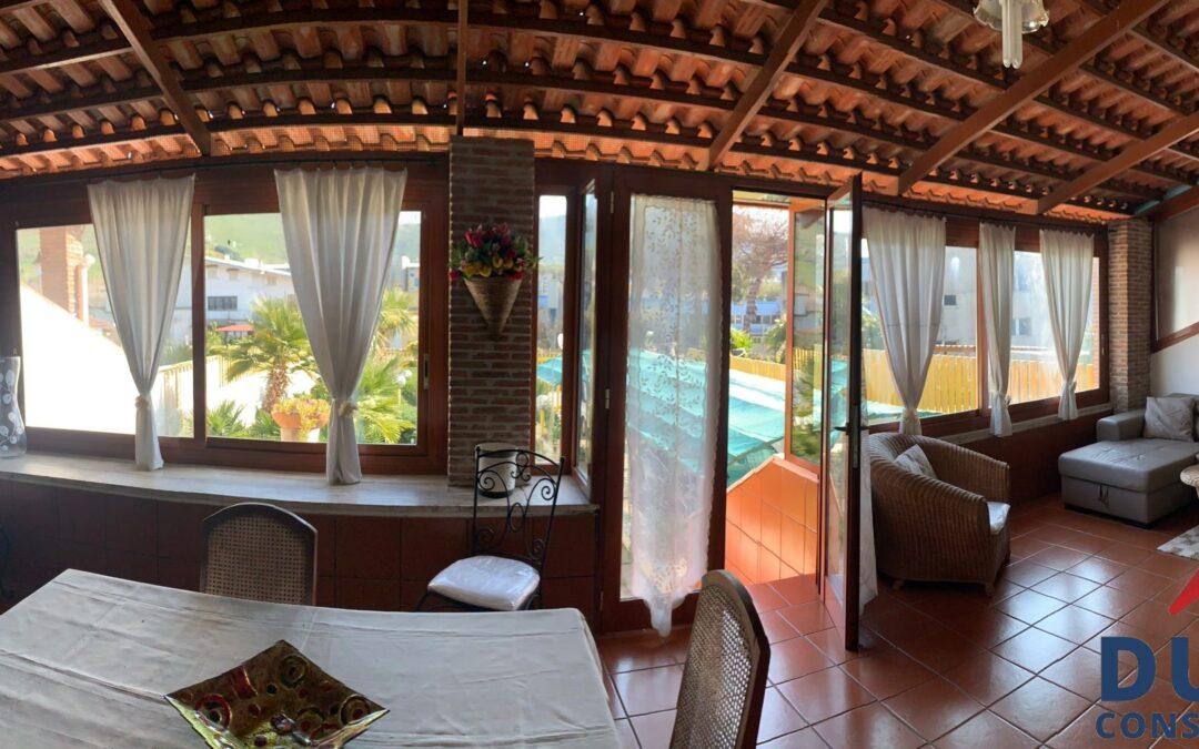 Villa 310 mq Pozzuoli