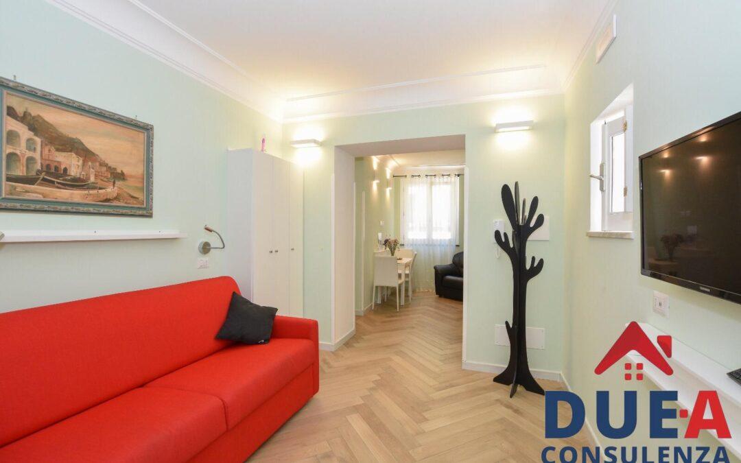 Appartamento completamente ristrutturato, Amalfi